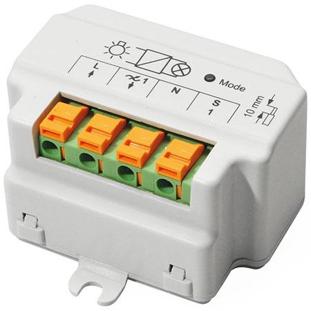 Dimmtaktor, 1 Kanal, Unterputz, 180 Watt