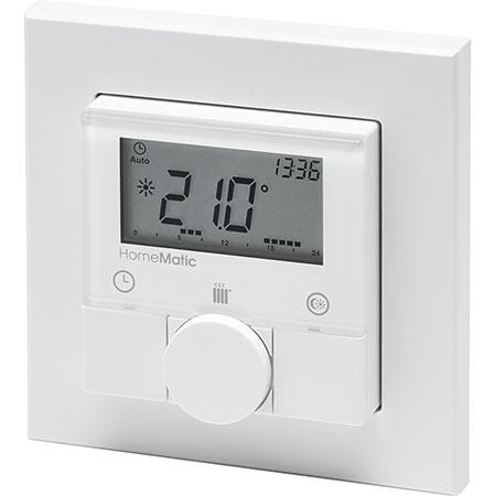 Aufputz - Heizungssteuerung - Temperatursensor