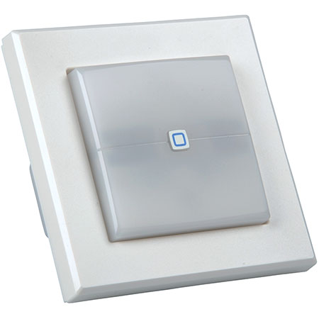 Unterputz - 2 Leuchttasten - Weiß oder farbig