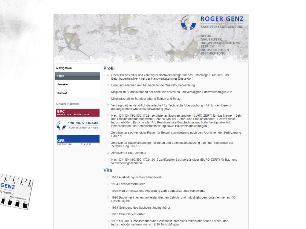 Sachverständigenbüro Roger Genz