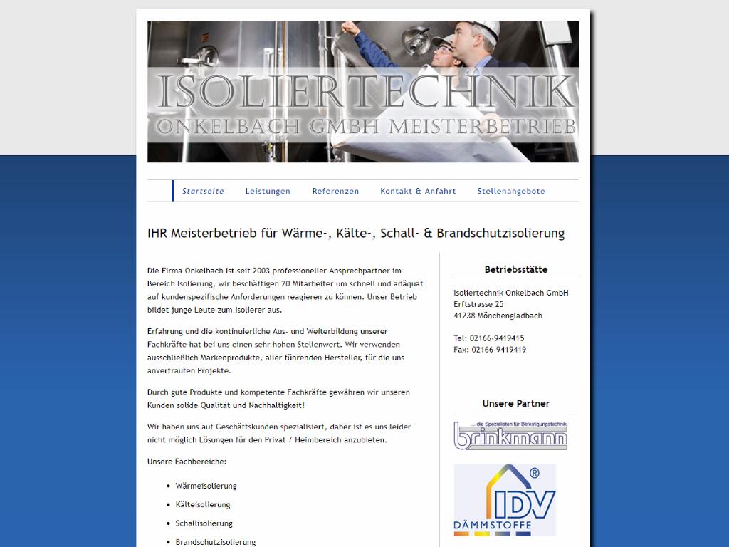 Isoliertechnik Onkelbach GmbH