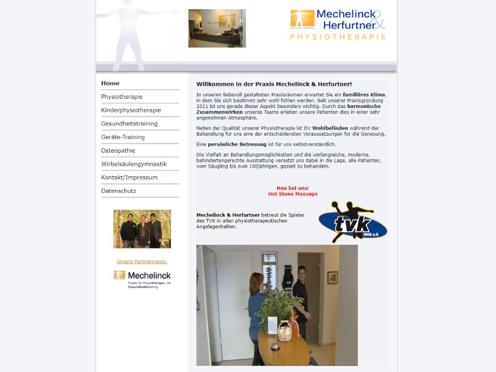 Praxis für Physiotherapie Herfurtner